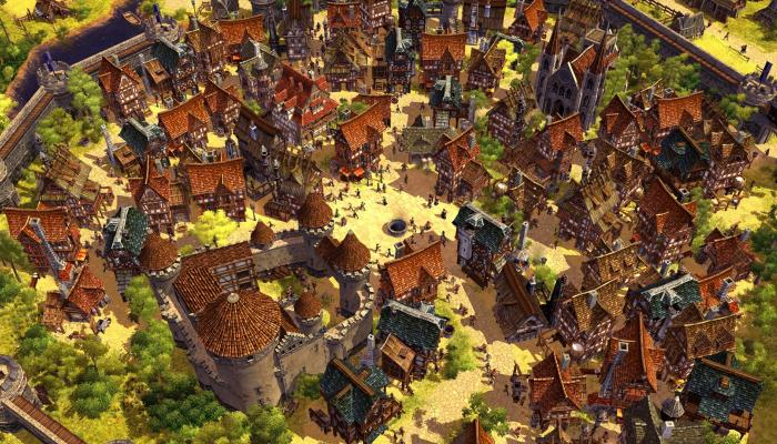 к игре Settlers: Rise of an Empire, The