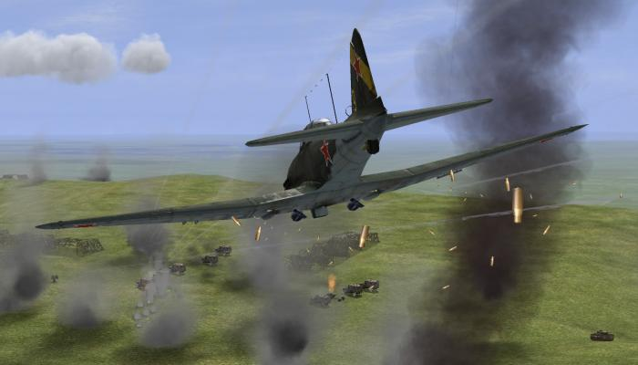 к игре Sturmoviks over Manchuria