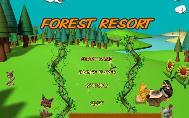 к игре Forest Resort