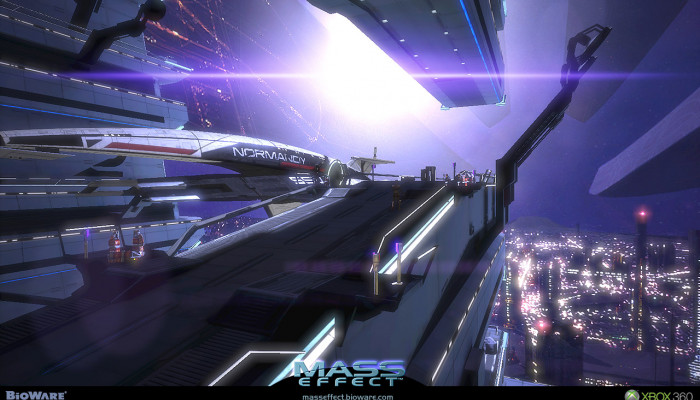 к игре Mass Effect