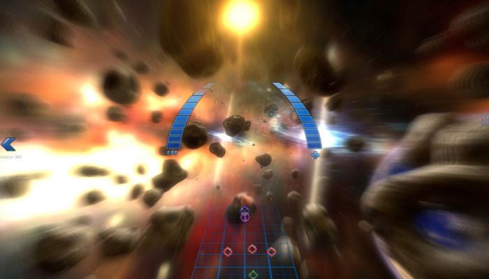 к игре Rocket Racer