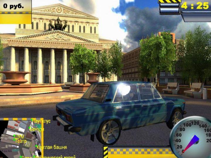 Скачать игру московское такси- Московский водила 2009 скачать торрент Игры.