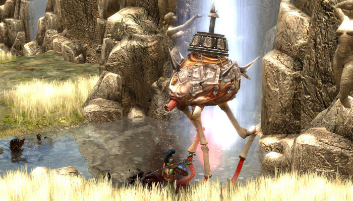 к игре Titan Quest: Immortal Throne