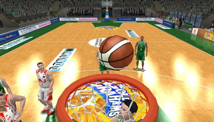 к игре Euroleague Basketball