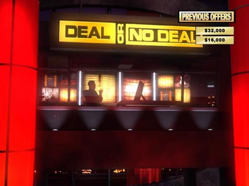 к игре Deal or No Deal