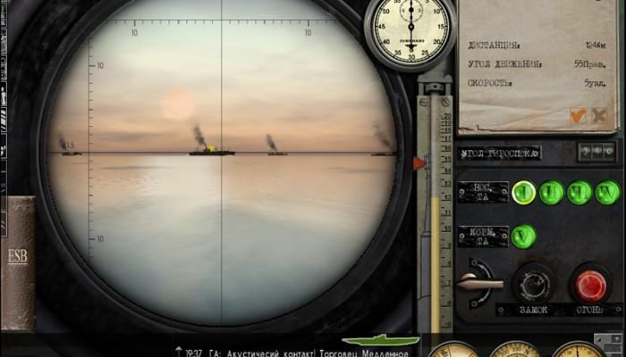 к игре U-Boat: Battle in the Mediterranean