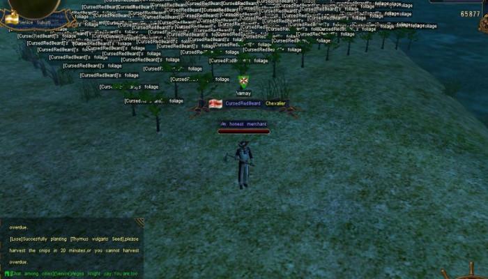 к игре Voyage Century Online