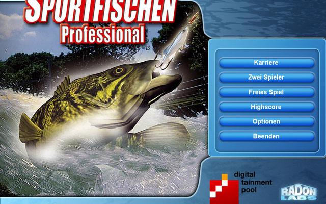 к игре Sportfischen Professional