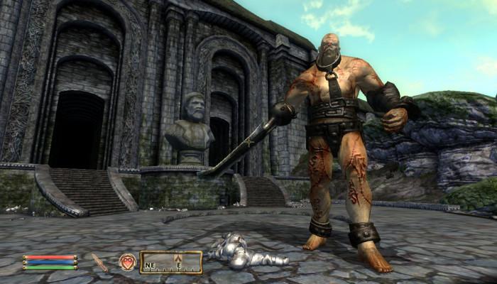 к игре Elder Scrolls 4: Shivering Isles, The