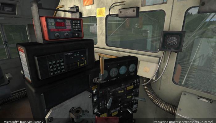 к игре Microsoft Train Simulator 2 (2009)