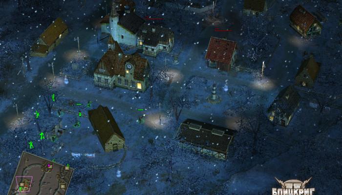 к игре Blitzkrieg 2: Liberation