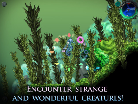 к игре Aquaria