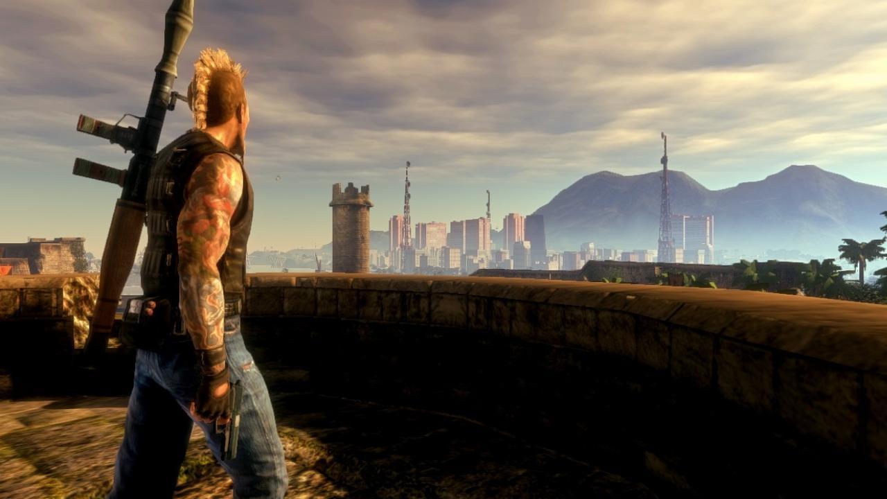 Игра Mercenaries 3 Торрент