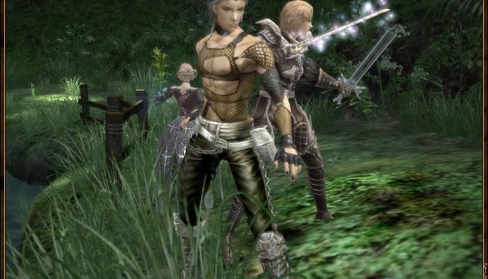 к игре Sword of the New World: Granado Espada