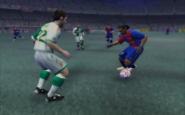 к игре UEFA Champions League 2006-2007