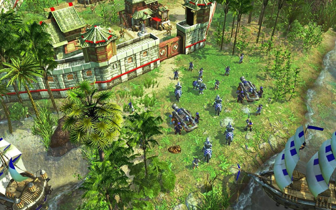 Скачать бесплатно торрент Empire Earth 3.