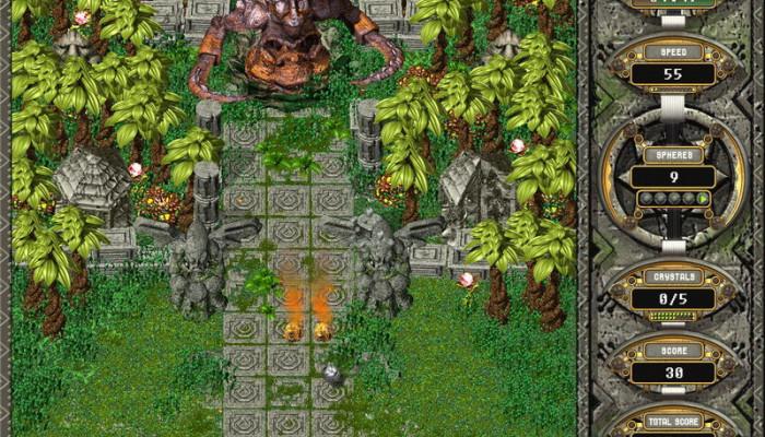 к игре Chak's Temple