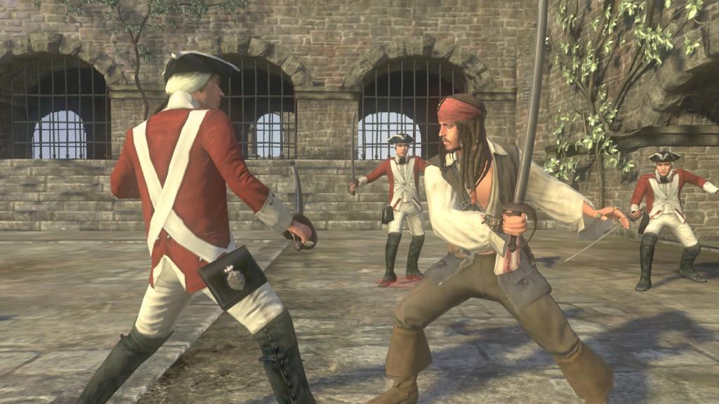 Скачать игру пираты карибского моря 1 с торрента (1,33 гб).