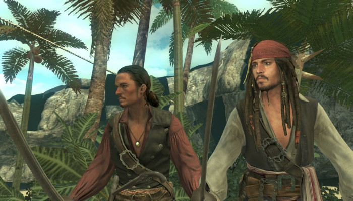 к игре Pirates of the Caribbean: At World's End