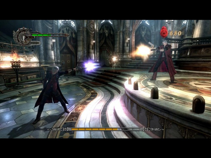 Devil May Cry 4 [v.1.5] (2008) PC | RePack от R.G. REVOLUTiON