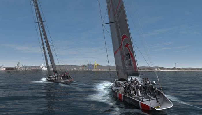 к игре Virtual Skipper 5