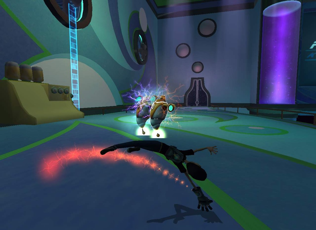 Скриншоты из игры В гости к Робинсонам