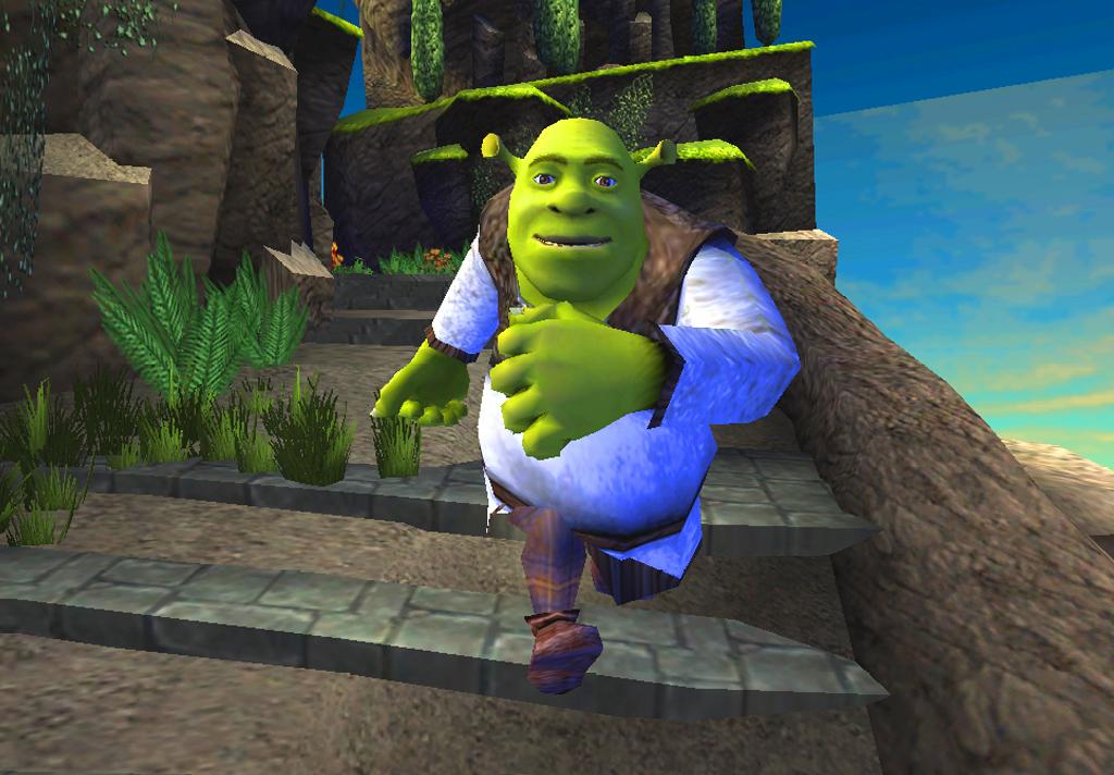 Shrek the third игра скачать торрент