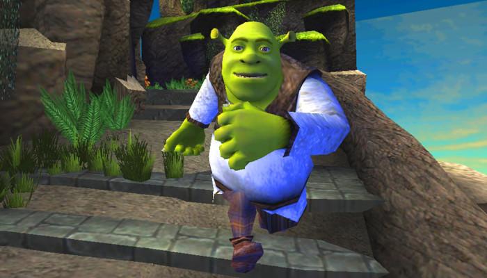 к игре Shrek The Third