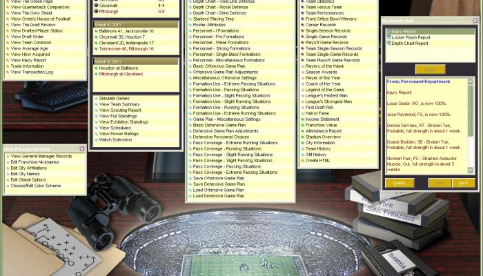к игре Front Office Football 2007