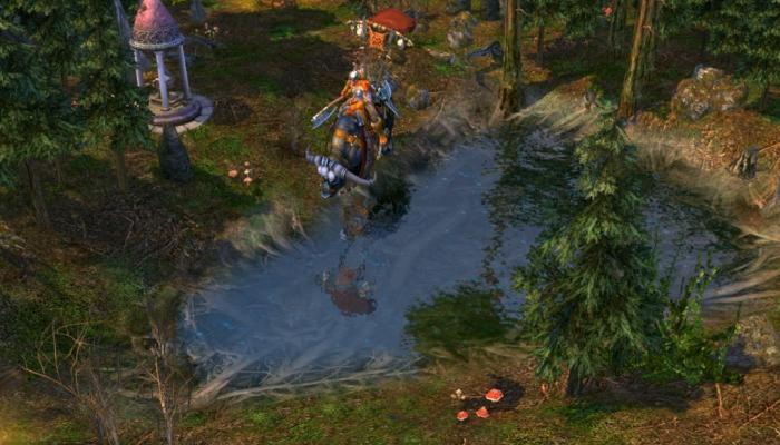 к игре Heroes of Might and Magic 5: Tribes of the East