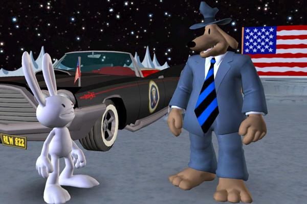к игре Sam & Max: Episode 6 - Bright Side of the Moon