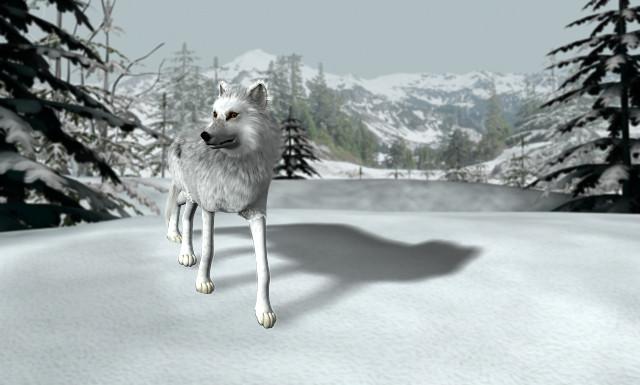 к игре Nancy Drew: The White Wolf of Icicle Creek