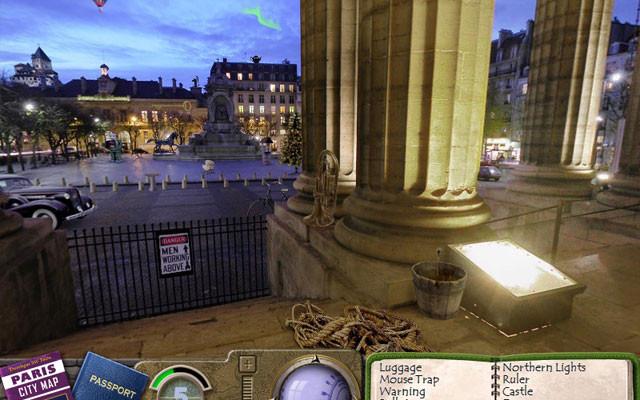 к игре Travelogue 360: Paris