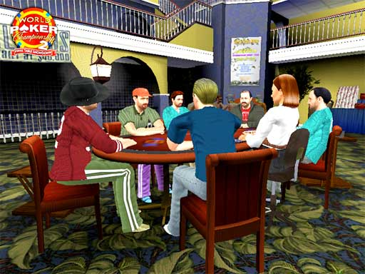 к игре World Poker Championship 2: Final Table Showdown