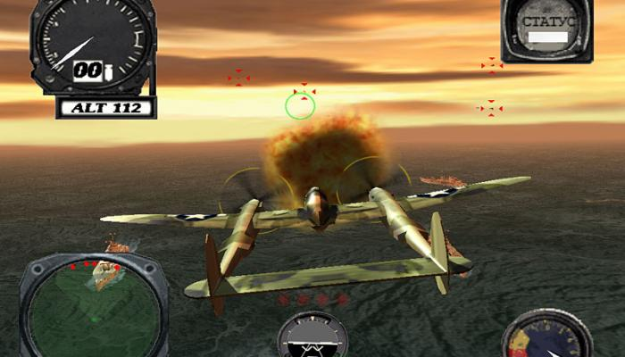 к игре WWI: Aces of the Sky