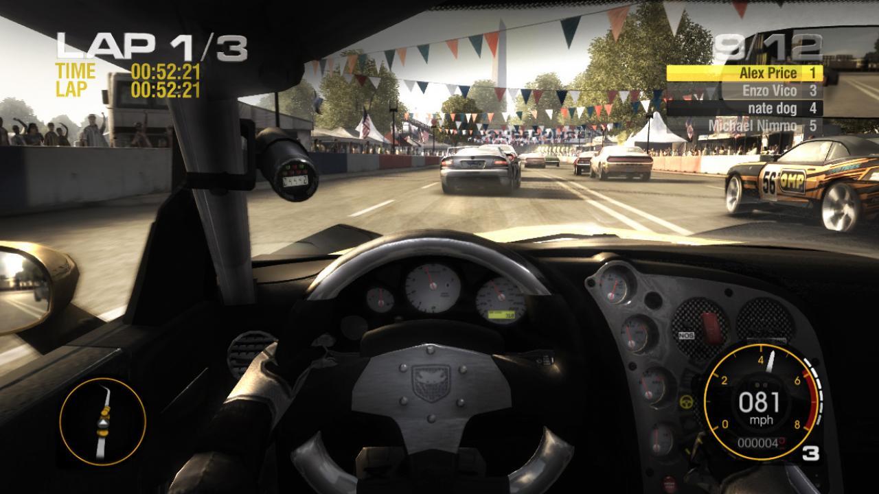 бонус код на игру race driver