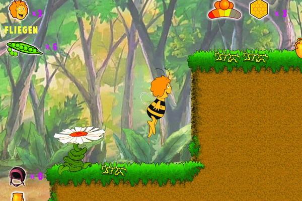 к игре Die Biene Maja - Flieg Maja, flieg!
