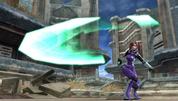 к игре Phantasy Star Universe: Ambition of the Illuminus