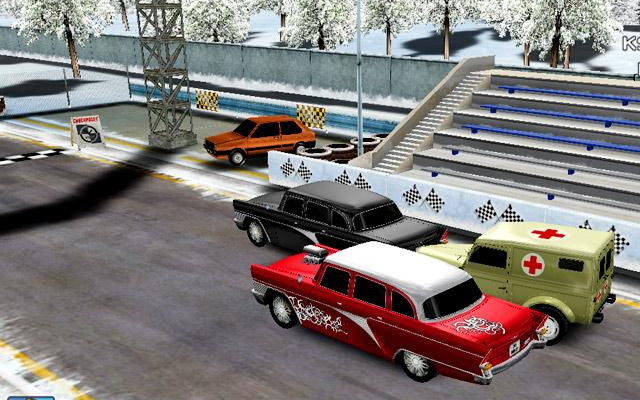 к игре Need for Russia: Greatest Cars from CCCP
