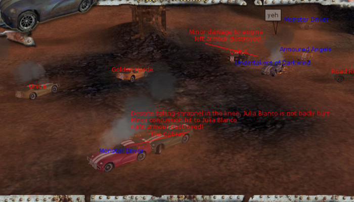 к игре Darkwind: War on Wheels