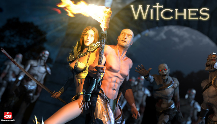 к игре Project Witches