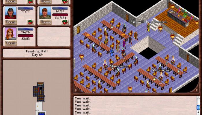 к игре Nethergate: Resurrection