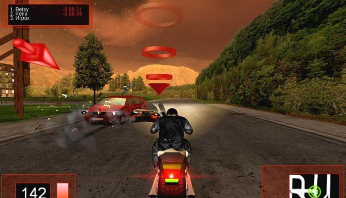 к игре Extreme Motorbike Racing