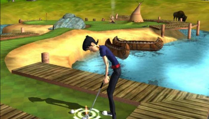 к игре 3D Ultra Minigolf Adventures