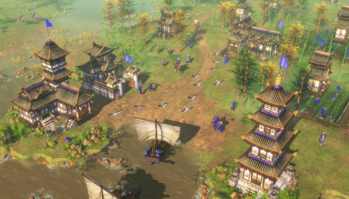 к игре Age of Empires 3: The Asian Dynasties