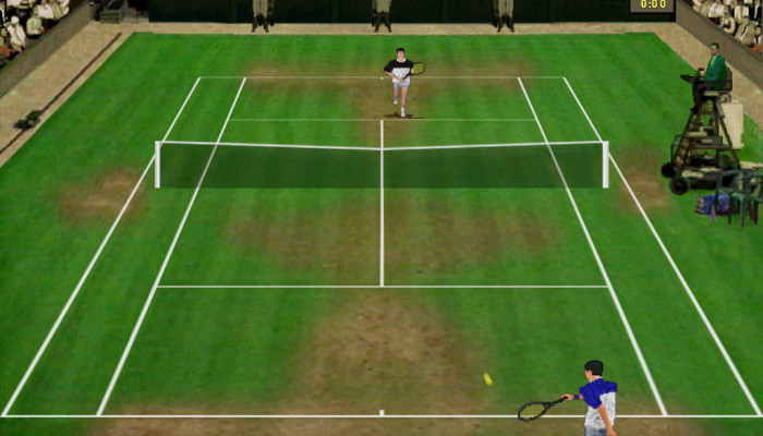 к игре Tennis Elbow 2006