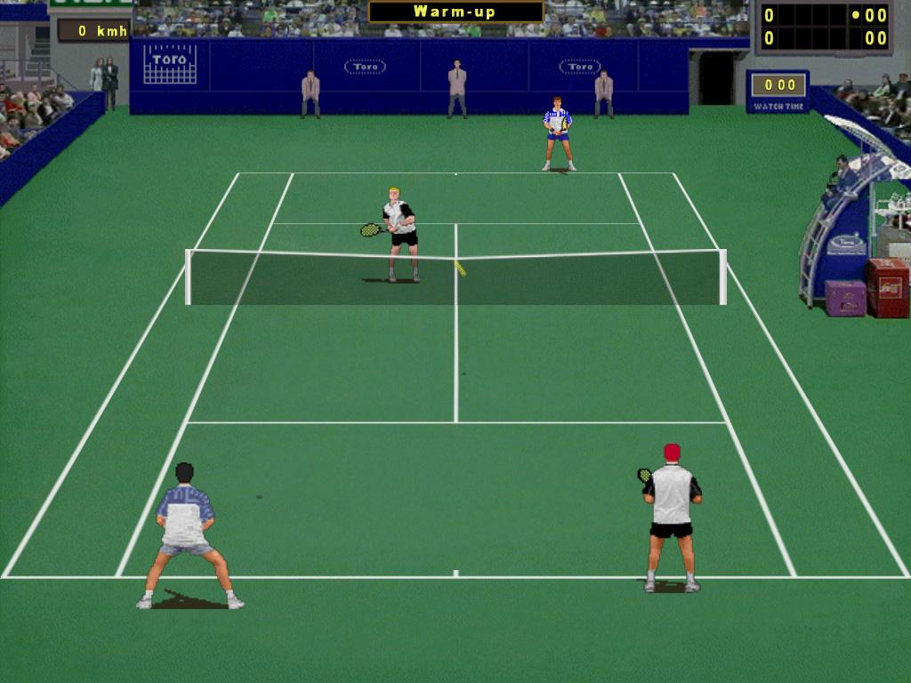 Скачать Игры Теннис Через Торрент - фото 2
