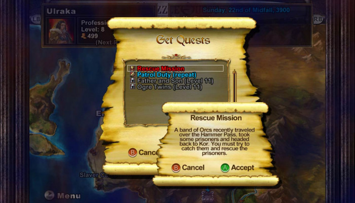 к игре Puzzle Quest: Challenge of the Warlords