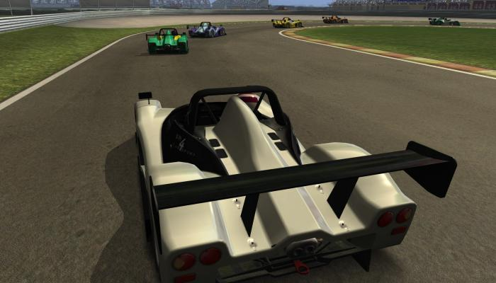 к игре RACE 07: Official WTCC Game