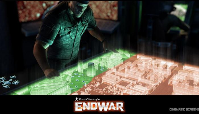 к игре Tom Clancy's EndWar
